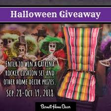 Barnett Home Decor - Win A Set Of Catrina Rocking Chair Cushions ... Lancy Bird House Rocking Chair Cushion Set Latex Foam Fill Multi Fniture Add Comfort And Style To Your Favorite With Pin By Barnett Products Whosale On Country Traditional Home Check Out Greendale Fashions Hyatt Jumbo Shopyourway How To Send A Gift Card At Barnetthedercom Outdoor Cushions Ideas Town Of Indian Competitors Revenue And Employees Owler Company Pads Budapesightseeingorg Floral Unique Clearance 1103design Ticking Stripe Natural Child Made In Usa Machine Washable