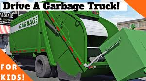 Garbage Collector - Drive A Garbage Truck! L For Kids! - YouTube Waste Management Cng Pete 320 Mcneilus Zr Garbage Truck Youtube Getting Dumped In A Simulator 2011 Gameplay Hd Autocar Acx Heil Rapid Rails First Gear Mack Terrapro Freedom Front Load Dsny New Yorks Trucks Toy Youtube Videos Video 3 Garbage Can Pick Up Car Wash For Baby Toddlers Progressive Loader Pickup Truck Fire