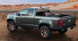Chevy Colorado ZR2 Concept Pickup Unveiled | Medium Duty Work Truck Info 2017 Chevy Colorado Mount Pocono Pa Ray Price Chevys Best Offerings For 2018 Chevrolet Zr2 Is Your Midsize Offroad Truck Video 2016 Diesel Spotted At Work Truck Show Midsize Pickup Of Texas 2015 Testdriventv Trucks Riding Shotgun In Gms New Midsize Rock Crawler Autotraderca Reignites With Power Review Mid Size Adds Diesel Engine Cargazing 2011 Silverado Hd Vs Toyota Tacoma