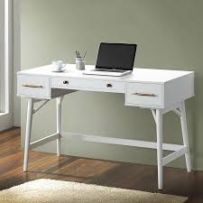 Impressions Vanity Co • Modern Vanity Table with 3 Drawers