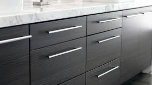 Modern Cabinet Pulls Flushed Drawer In Contemporary Plan 15