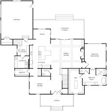 100 The Willow House Plan Biringer Builders