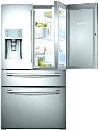 2 Door Mini Refrigerator 2 Door Glass Front Refrigerator With In