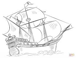 100 Pirate Ship Design Coloring Coloring Page S Pages Free