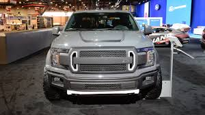 2018 Ford F-150 RTR Muscle Truck Concept: SEMA 2017 Photo Gallery ... Ford F150 Rtr Muscle Truck Concept To Build New Pickup Along Side Old Model For Six Months Project Sd126 Sema Insidehook 20 Hyundai Midsize Tt V6 Version Take On 2019 Hot 2017 Cars Release Date All Auto Atlas 2013 Pictures Information Specs 2015 Debut Of The Allnew Alinum Built Tough Wow Amazing New Full Review Youtube 1994 Power Stroke Truck Debuts At Detroit Auto Show Previews Concepts Are Raptor Thunder And Drifter Lightning 1950s Custom Sedan Concept Brazil Trucks 57