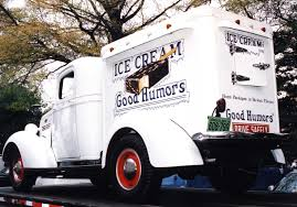 Good Humor Ice Cream Truck, 1938 | Smithsonian Insider