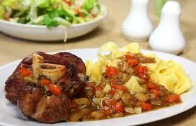 cuisine osso bucco bucco à la milanaise à la gremolata ossobuco ala milanese