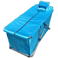 spa folding bathtub inflatable bath tub adults inflatable