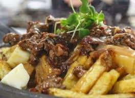 cuisine nord this is a reinvented poutine cuisine rebelle cuisine