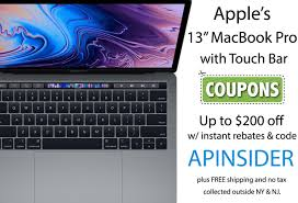 """Apple's 2018 13"""" MacBook Pros For $1,599; 15"""" ... Promo Code Postmates Reddit Uber Promotion Thailand Mac App Store Promo Find Me Redbox Opal Nugget Ice Machine Discount John Hancock 360 Coupon Iphone Xr Discount Coupon Codes Free Xs How To Get Apple Max Korg Shop Trotterville Hror Haunted Attraction Coupons Free Shipping Carmel Nyc App Everything You Need Know Apptamin Macbook Pro Perfume Smart Shops Working Hours Fshdirect New Customer Laser Hair Removal Hawthorn Bestival Bali Heattransferwarehouse Promotional For Apple Pizza Hut Factoria"""