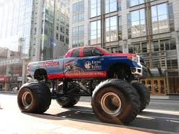 Literally Toyota Monster Trucks - The New UUV And Two Monster ... Monster Jam World Finals 18 Trucks Wiki Fandom Powered Larry Quicks Ghost Ryder Truck Weekly Results Captain Usa Monster Truck Show Youtube Offroad Police Android Apps On Google Play Literally Toyota The New Uuv And Two I Wish They Had More Girly Stuff Have Always By Wikia Trucks At Lucas Oil Stadium