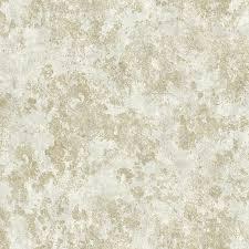 Nina Hancock Plain Texture Soft Gold Wallpaper