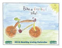 2016 Healthy Living Contest Winners