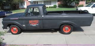 1962 Ford F100 Unibody Hot Rod Pickup Truck | Item B5159 | S...