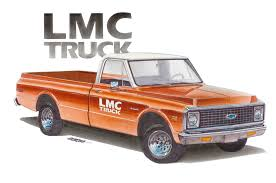 Ready, Aim, Name - LMC Truck 1972 Chevrolet K10 Naming Contest