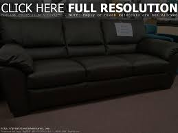 Black Leather Couch Living Room Ideas by Home Decor Fabulous Leather Sofa Deals Idea As Black Leather