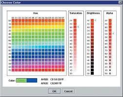 Using Color Technology In Java