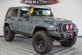 100 2014 Jeep Truck PreOwned Wrangler Rubicon Unlimited HEMI Anvil