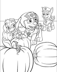 Full Image For Printable Paw Patrol Christmas Coloring Pages Book Free Skye