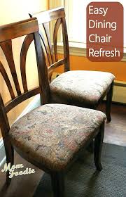 Covering Dining Room Chairs With Vinyl Photo Ideas