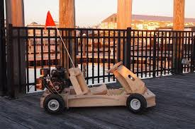 Build Your Own 25 MPH Gas Powered PlyFly Go Kart