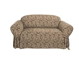 sofa brown sofa cover eye catching brown stretch sofa covers