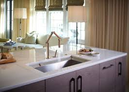 Kohler Karbon Faucet Gold by Florida Beach House Kohler Ideas