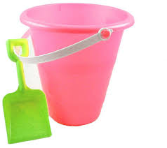 Beach Pail And Shovel Clipart