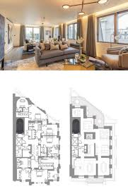 100 Nyc Duplex Apartments An Impressive 4 Bedroom Duplex Penthouse Set Within The