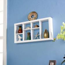 Home Depot Decorative Shelves by Mdf Wall Mounted Shelves Decorative Shelving The Home Depot