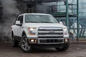 2015 Ford F-150 First Light-Duty Truck With Full LED Headlights ...