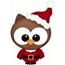Silhouette Design Store Santa Owl Pnc