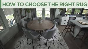 Selecting Area Rugs Video