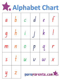 Tracing sheets Handwriting Alphabet Worksheet Lowercase Letters