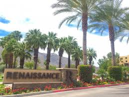 Where to Stay for Coachella ❥ Renaissance Palm Springs Hotel