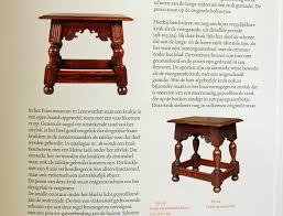 100 Huizen Furniture 17thcentury Dutch Furniture Peter Follansbee Joiners Notes