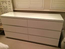 Ikea Malm 6 Drawer Dresser Package Dimensions by Dressers Ikea Malm White 6 Drawer Chest With Mirror Ikea Malm 6