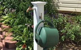 Hose Bib Extender Home Depot by Hose Reel Solution For Yard And Garden Outdoor Faucet Extension