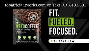 SPARKLE IT WORKS KETO COFFEE