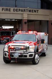 2011 Ford F-550 Super Duty Fire Truck In LA - Autoevolution