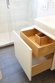 badunterschrank vom tischler unterschrank waschbecken