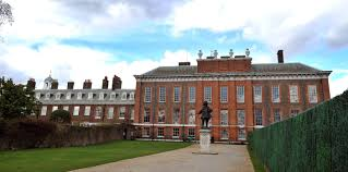 100 Kensington Place Royal Residences Palace The Royal Family