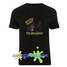 Vintage Inspired Mobb Deep Rap Tee T Shirt
