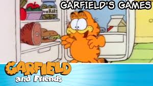 Garfield Halloween Special by Garfield U0027s Games Garfield U0026 Friends Youtube
