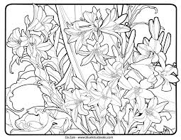 Free Coloring Pages From Adult Worldwide Art Brought To You By Da Zain Of