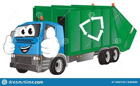 100 Funny Truck Pics Garbage With Gesture Stock Illustration Illustration