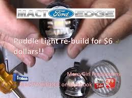 puddle light rebuild for 6 dollars