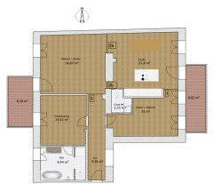 grundriss tausch wohnzimmer und kinderzimmer wo die türe