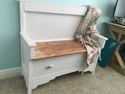 Ana White Headboard Bench by Ana White Adjusted Pew Bench Diy Projects