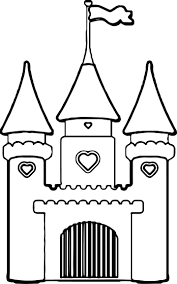 Download Coloring Pages Castle Printable Of Disney For